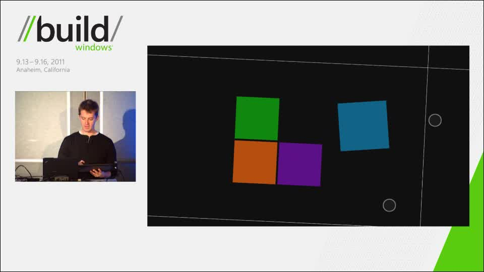 Build advanced touch apps in Windows 8