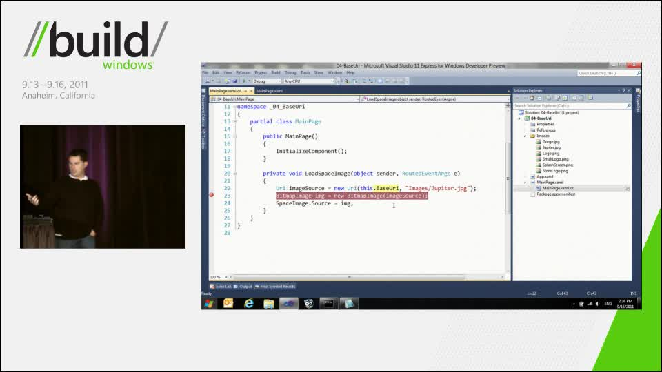 Build world-ready Metro style apps using XAML