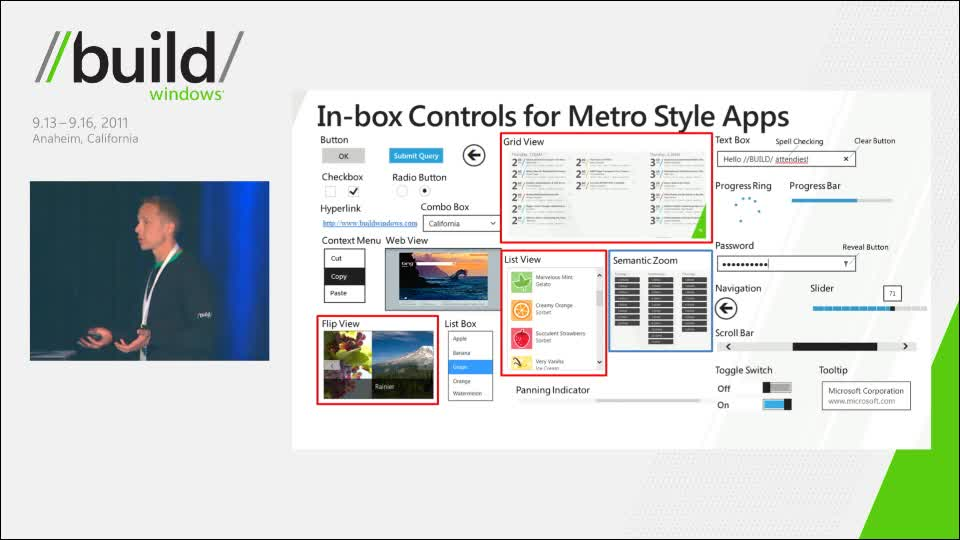 Metro style apps using XAML: what you need to know