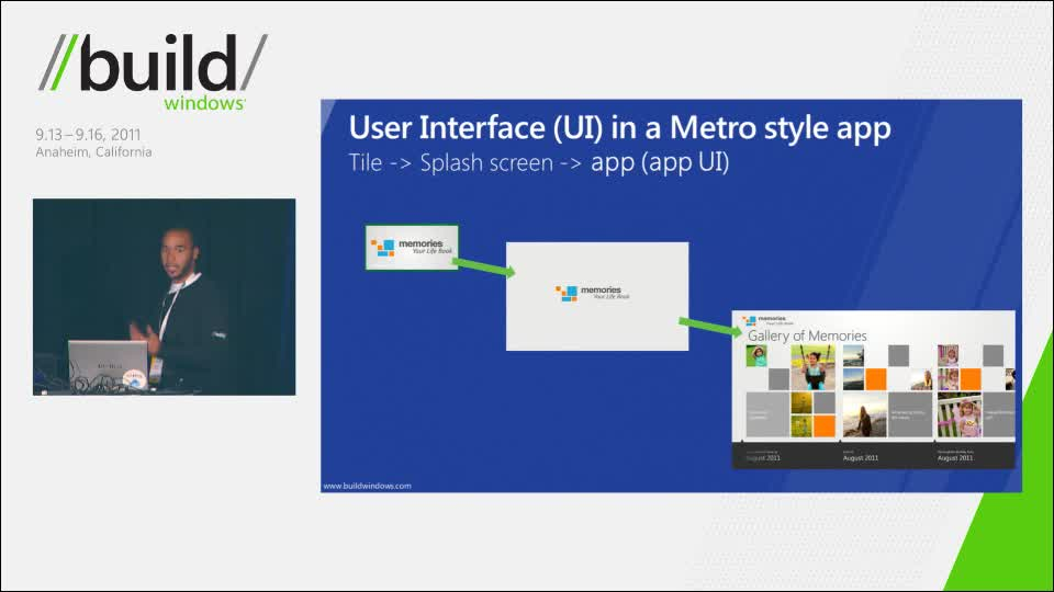 Metro style apps using XAML: Make your app shine