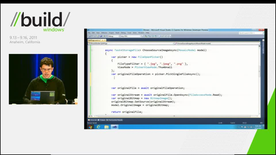Async made simple in Windows 8, with C# and Visual Basic
