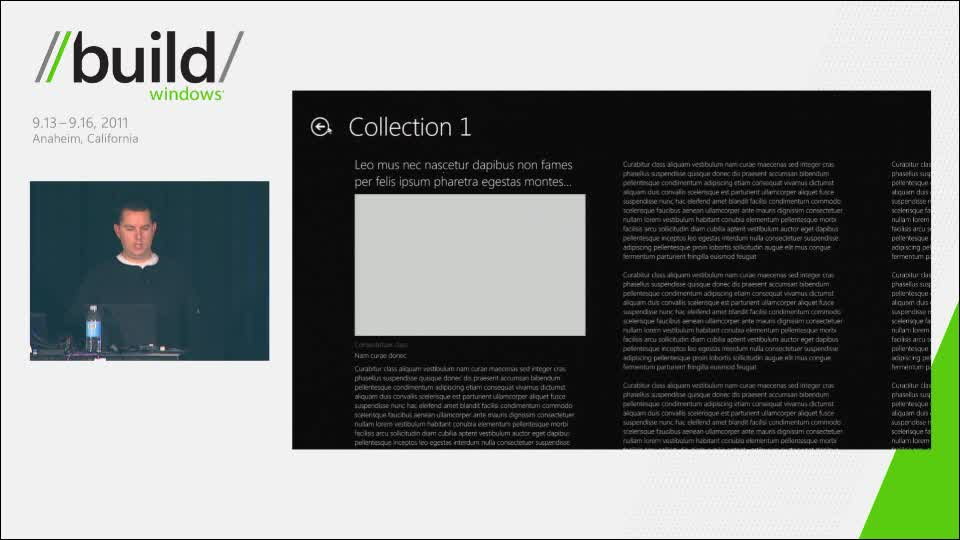 Reach all your customer's devices with one beautiful  XAML user interface