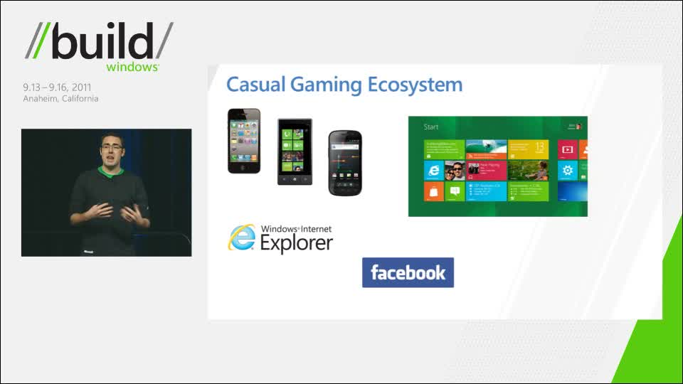 Building social games for Windows 8 with Windows Azure