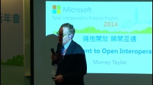 Keynote:  Microsoft and Openness