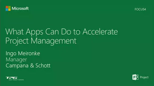 What Apps Can Do to Support Project Management