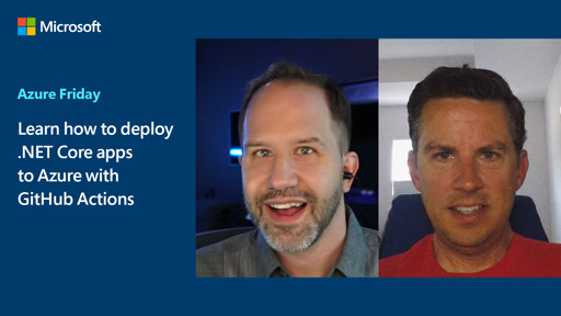 Learn how to deploy .NET Core apps to Azure with GitHub Actions