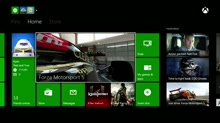 Bing on Xbox One demo video