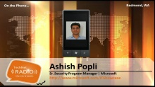 TechNet Radio: How Microsoft IT does Infrastructure Protection at Microsoft