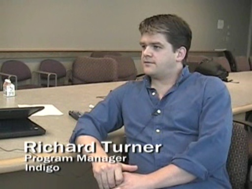 Richard Turner - What would you tell a college student who is trying to decide between .NET or other