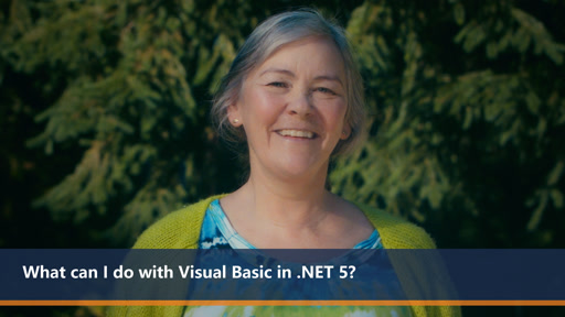 What can I do with Visual Basic in .NET 5? | One Dev Question