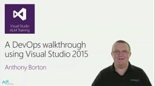 A DevOps walkthrough using Visual Studio 2015