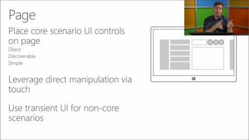 Windows 8.1 UX Design: (03) UI Controls
