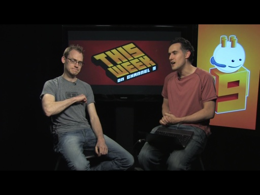 TWC9: MVC3 Tools Update, AntiXSS, Freeze yourself in Carbonite using Kinect