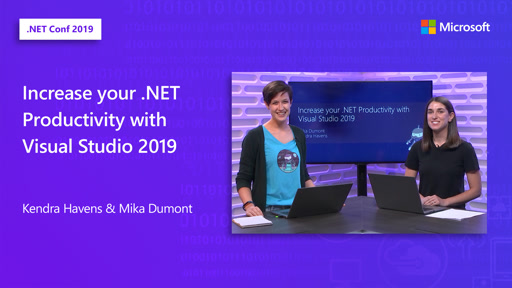 Increase your .NET Productivity with Visual Studio 2019