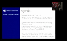 Katapult.09 - Neues von der TechEd - Was gibt es Neues in Windows Server 2012 R2 und System Center 2012 R2