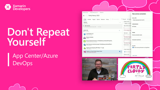Don't Repeat Yourself (App Center/Azure DevOps)
