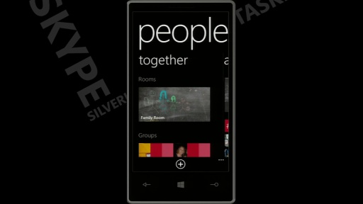 Windows Phone Minute : Groups