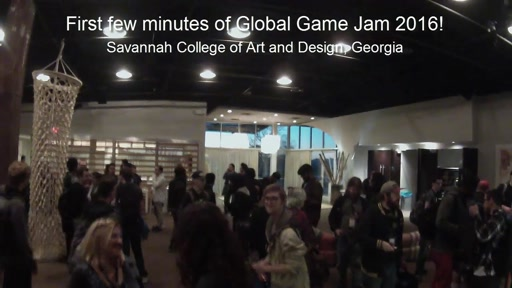 Global Game Jam 2016: It Begins!