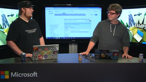Introducing WebJobs Tooling for Visual Studio with Brady Gaster