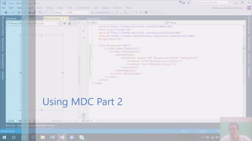 Using Mabo Data Collections for Windows 10 - Part 02