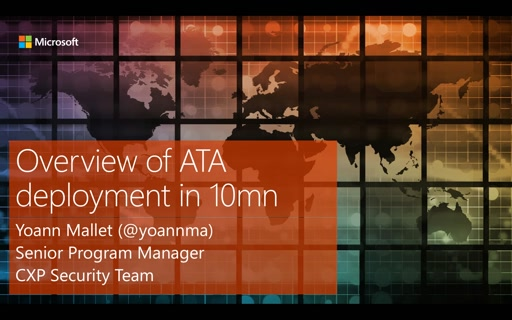 Overview of ATA Deployment in 10 Minutes