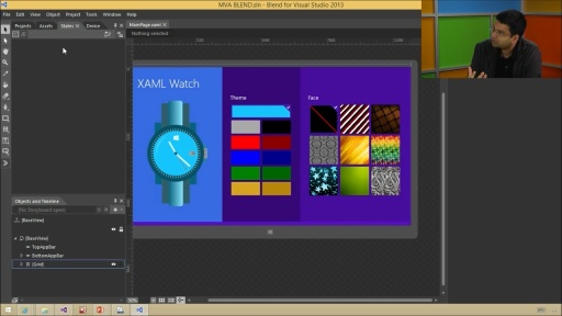 Designing Your XAML UI with Blend: (03) XAML Design and Styling in Blend, Part 1