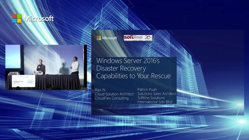 Hybrid Infrastructure: Windows Server 2016's Disaster Recovery Capabilities to Your Rescue