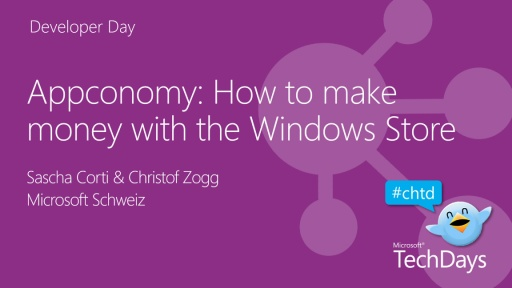 Apponomics: how to make money with Windows Store