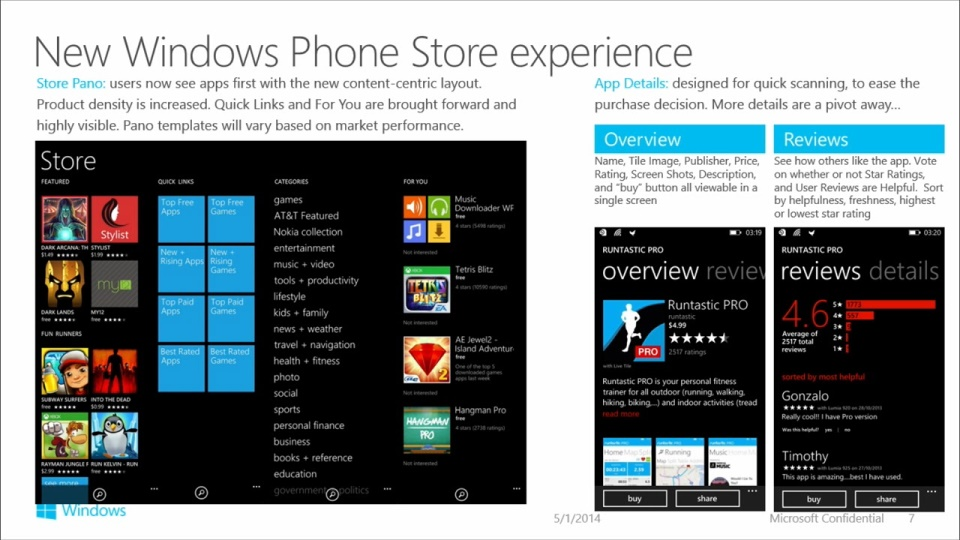 Application rencontre windows phone
