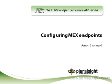 endpoint.tv Screencast - Configuring MEX Endpoints