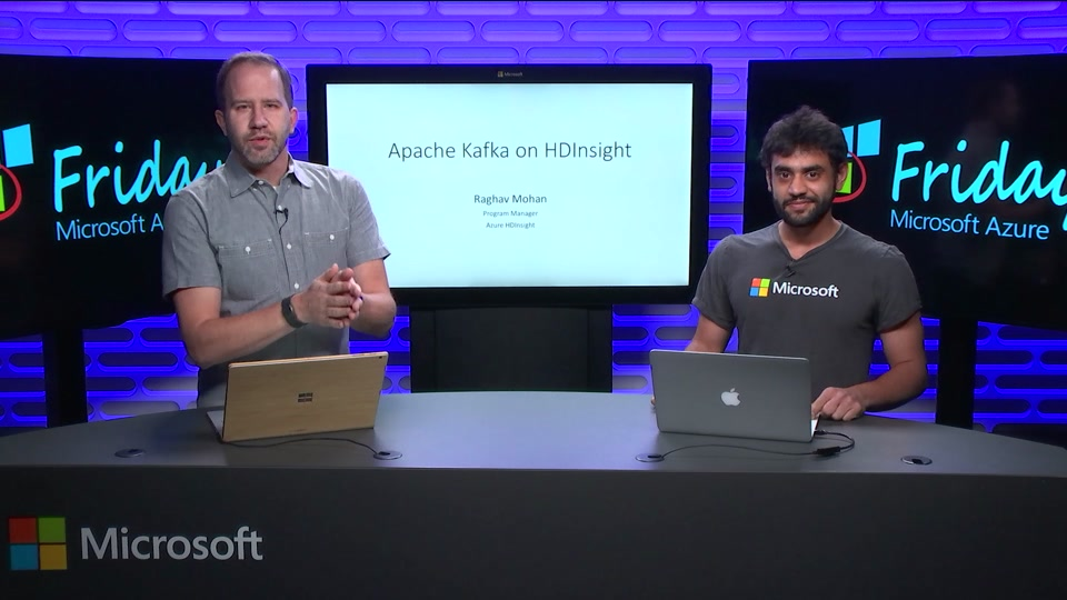 Introducing Apache Kafka on Azure HDInsight