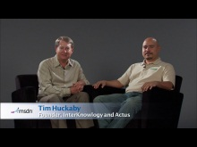 Bytes by MSDN: Tony Gerena and Tim Huckaby discuss Software Solutions in the Healthcare Industry
