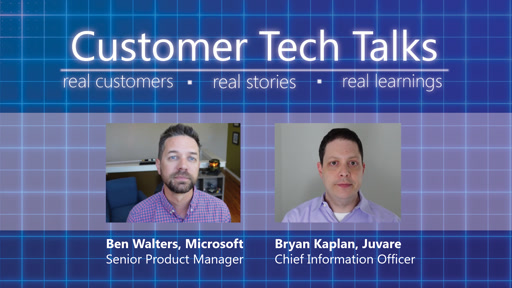 Juvare talks about how Microsoft Azure drives reliability and integrity for their incident platform