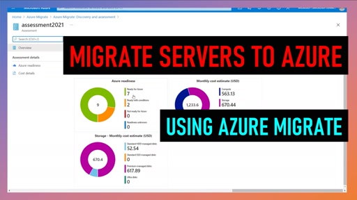 Migrate servers to Azure using Azure Migrate