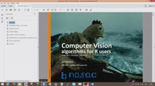 Computer Vision and Image Recognition algorithms for R users