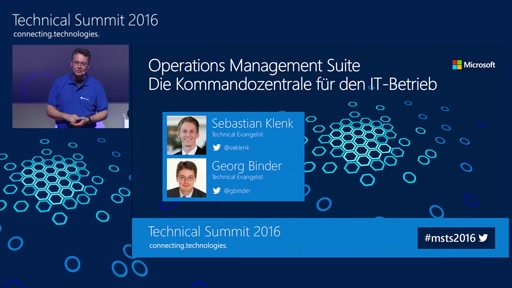 Operations Management Suite - die Kommandozentrale für den IT-Betrieb