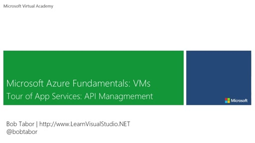 35. Microsoft Azure Fundamentals: Virtual Machines - Tour of App Services: API Management [Vietnamese Subtitles]