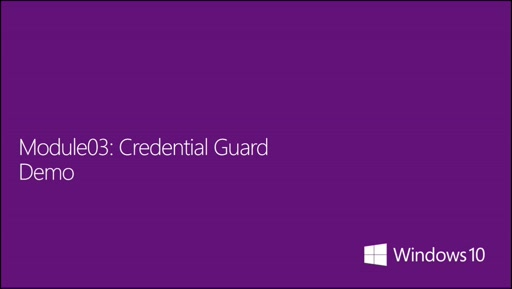 03| Credential Guard - 2