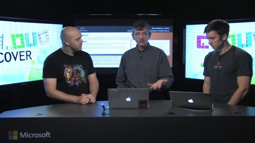 Episode 94 - Opscode demonstrate Chef an integration framework for Cloud Automation