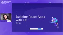 Building React Applications in F#
