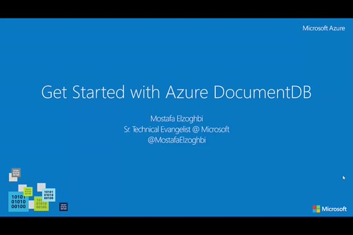 Get Started with Azure DocumentDB