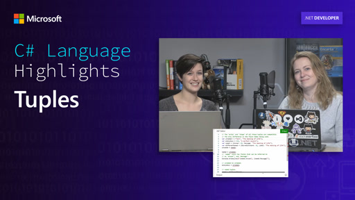 C# Language Highlights: Tuples