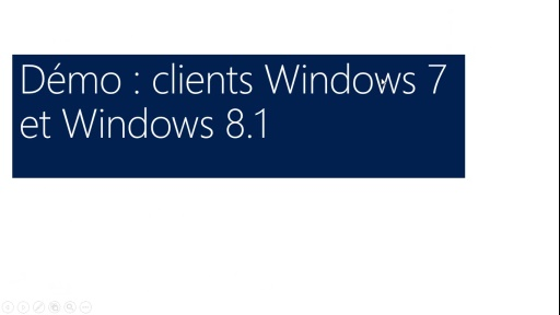 Intune 03.3 - Demo : clients Windows 7 et Windows 8.1