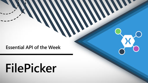 File Picker (Xamarin.Essentials API of the Week)