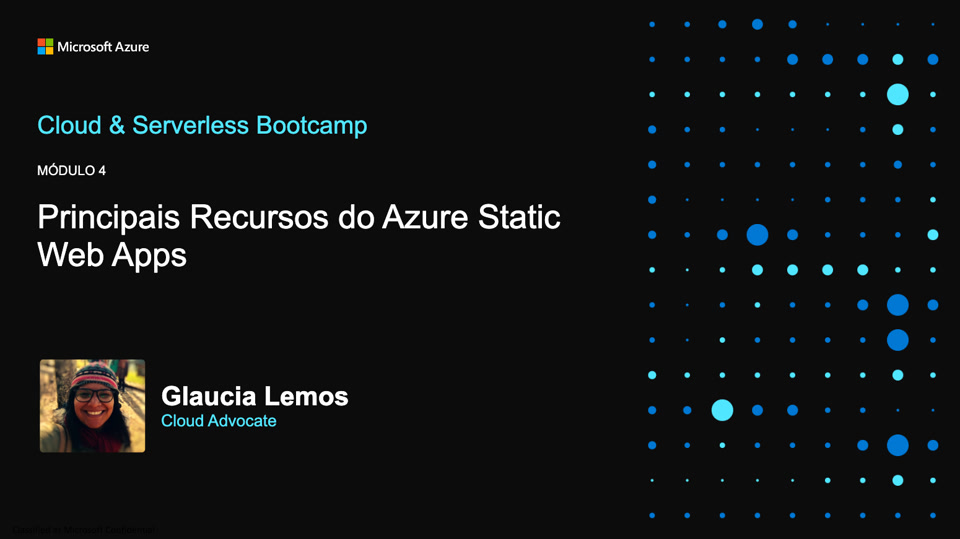 Principais Recursos do Azure Static Web Apps [78 de 84]