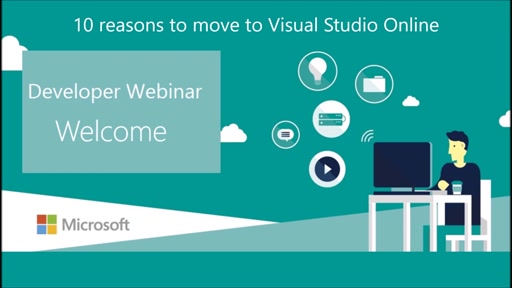 10 reasons to move to Visual Studio Online