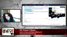 Microsoft DevRadio: Learn, Create and Share with Try F#