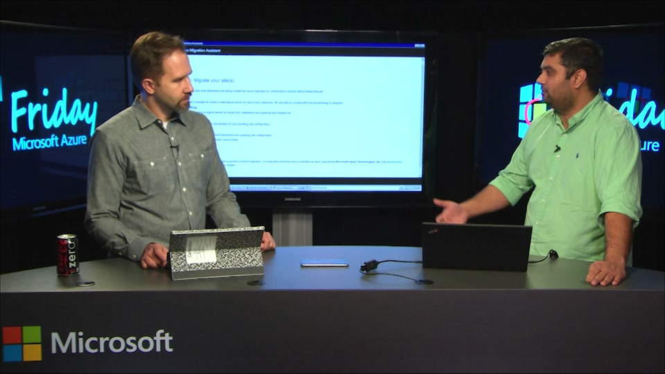Azure Websites Migration Assistant with Apurva Joshi