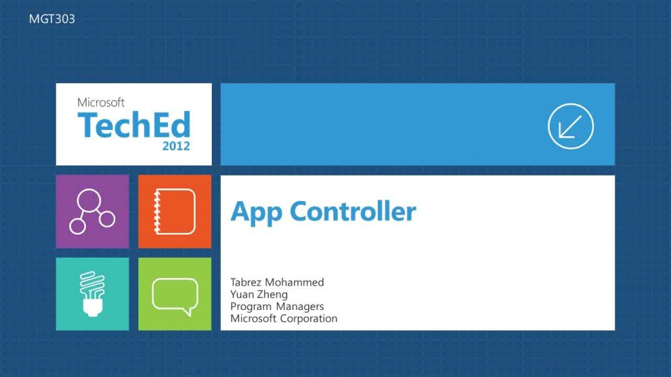What's New in Microsoft System Center 2012 SP1 - App Controller: Managing Applications Across Cloud Environments