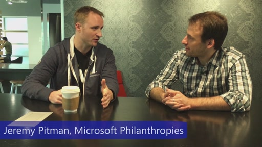 Tuesdays with Corey: Microsoft Philanthropies